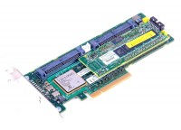 HP Smart Array P400 PCI-e x8 8port SAS/SATA RAID vezérlő