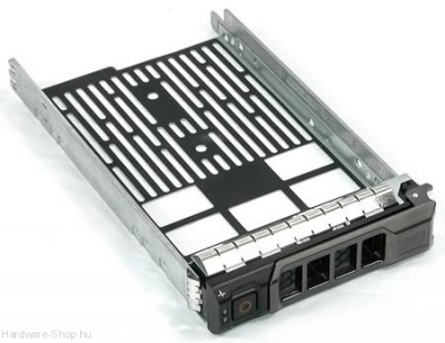 "DELL POWEREDGE LFF 3.5"" SAS/SATA HDD HOT SWAP TRAY OF238F X968D HDD KERET"