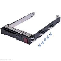 "HP PROILANT GEN8 GEN9 SFF 2.5"" SAS/SATA HDD HOT SWAP TRAY HDD CADDY HDD KERET HP 651687-001"